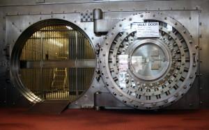 SavingsBankVault