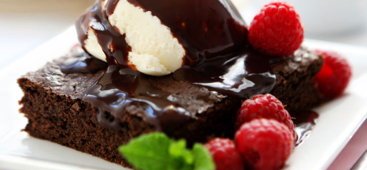 A decadent fudge sauce like no other